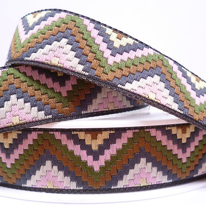 SALE :: Jacquard Ribbon :: Inca