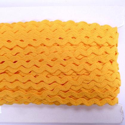 Standard Size Ric Rac :: Yellow