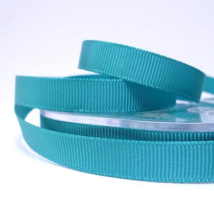 10mm grosgrain :: by the metre :: Teal