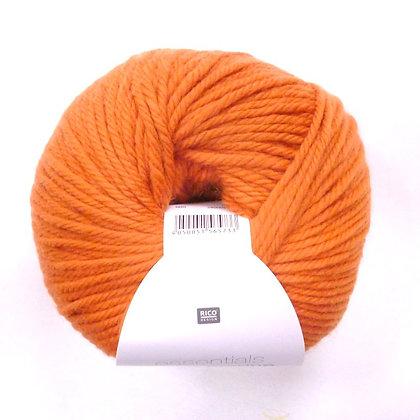 Mega Merino Chunky Wool :: Orange