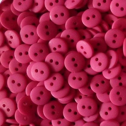 Teeny Tiny Buttons (x25)  :: Fuchsia