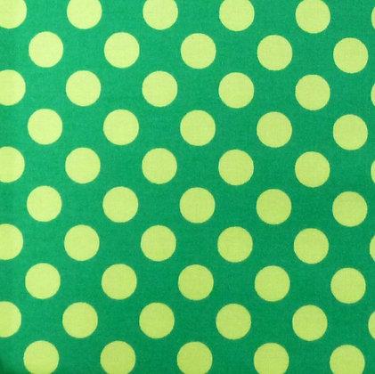 Fabric :: Ta Dot :: Green