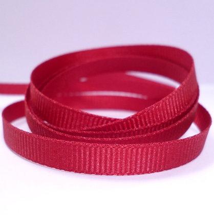 6mm Grosgrain Ribbon :: Deep Red (9341)