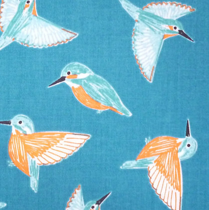 Fabric :: Rivelin Valley :: Kingfisher