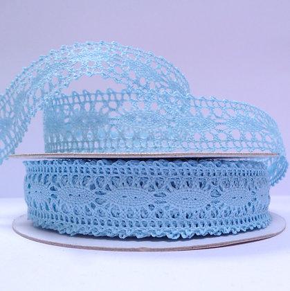 Crochet Lace :: Blue