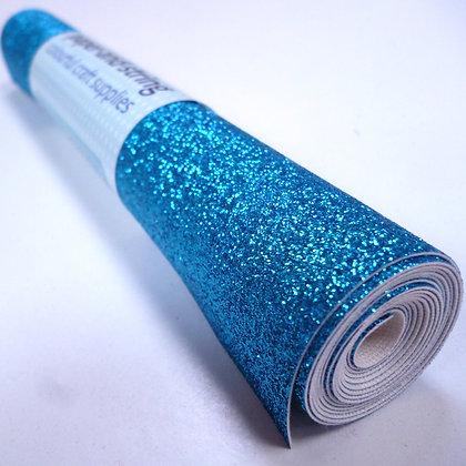 Fine Glitter Mini Roll :: Cobalt Blue