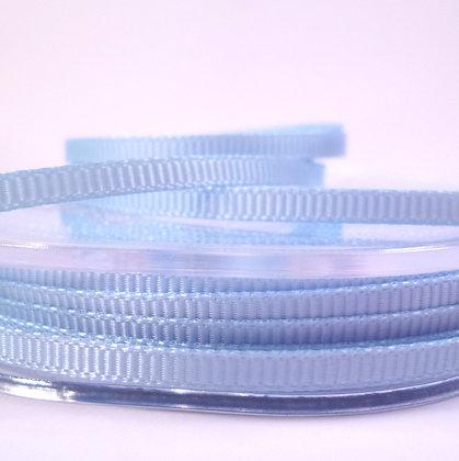 3mm Mini Grosgrain Ribbon (5 metres) :: Light Blue