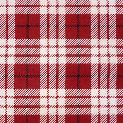 Fabric :: Winterberry :: Red Tartan