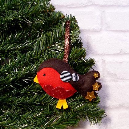Robin :: Traditional Christmas :: made to order