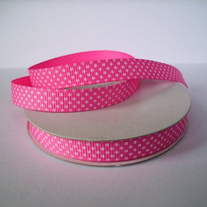 5yd Spools :: Pink & Stars
