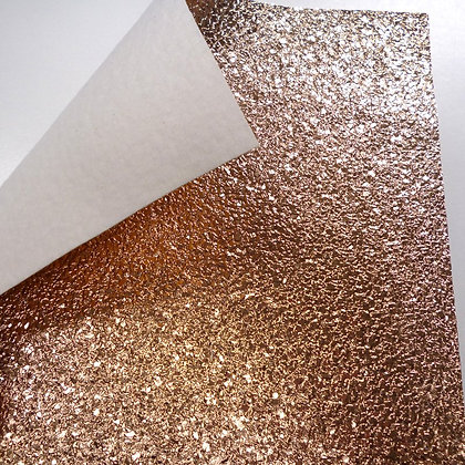 Crinkle Vinyl :: Rose Gold