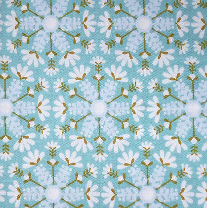 Fabric :: Snow Forest :: Snowflake
