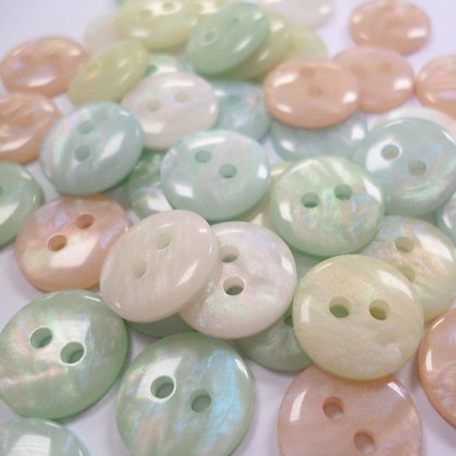 Pearly Pack of Buttons #2