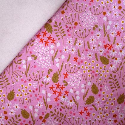 Fabric Felt :: Wild Bouquet :: Bloom on Natural