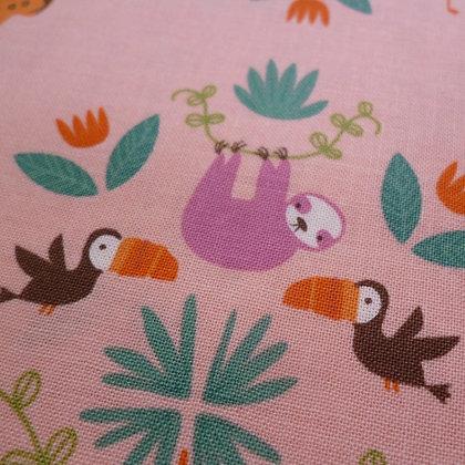 Fabric :: Under The Canopy :: Animals
