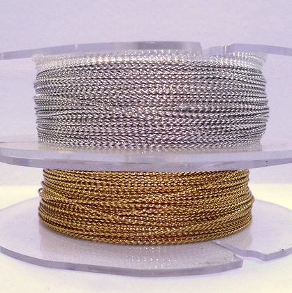 1mm Metallic Cord