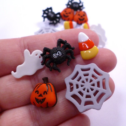 Fantastic Button Packs :: Things That Go Boo!