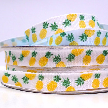 Tropical Ribbon :: Pineapple Tumble