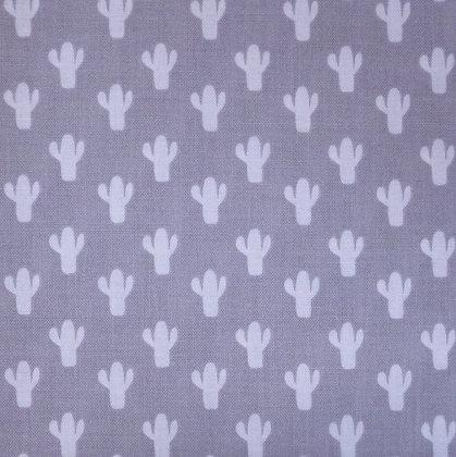 Fabric :: Azure Skies :: Grey Cactus