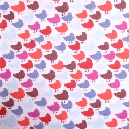 Soft Printed Felt :: Birds