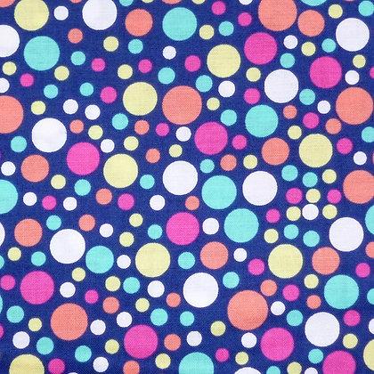 Fabric :: Play Dot Navy