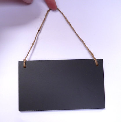 Blackboards :: Rectangle Sign Small