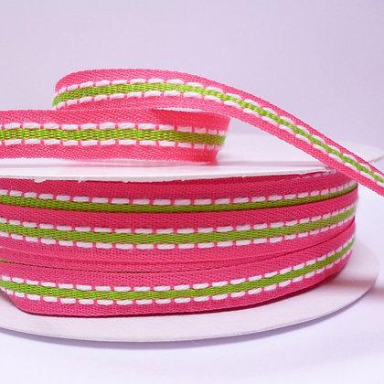 Double Stitch Ribbon :: Watermelon
