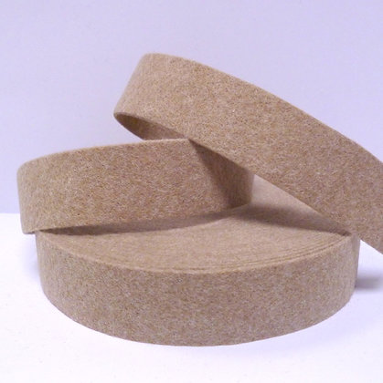 Felt Ribbon :: Light Brown
