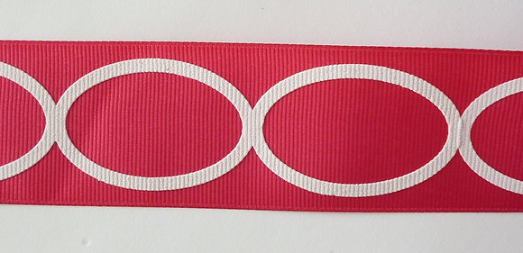 SALE Super Wide Ribbon :: Pink