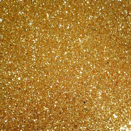 Chunky Glitter sheet :: Disco Gold