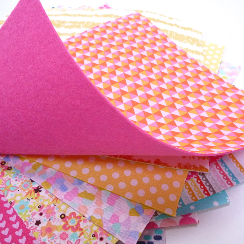 fabric felt
