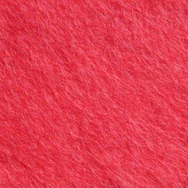 """Premium Felt :: 24"""" square :: Bright Pink"""