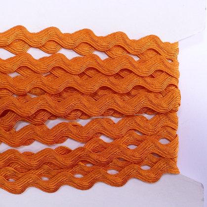 Large Size Ric Rac :: Orange