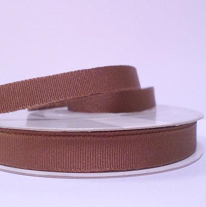 9mm Grosgrain Ribbon :: Brown