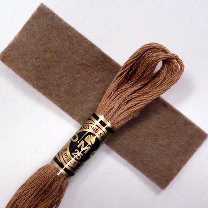 DMC Embroidery Thread :: Teddy Bear (3863)