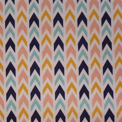 Fabric :: Azure Skies :: Arrows on White