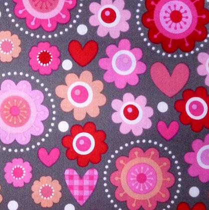Fabric :: Love Bugs :: Flowers