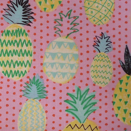Fabric :: Summerlicious :: Pineapples