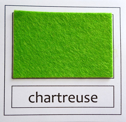 "Die Cut Pack :: 1"" circles :: Chartreuse"