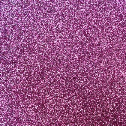 Fine Glitter Sheet :: Raspberry