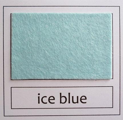 "Die Cut Pack :: 1"" circles :: Ice Blue"