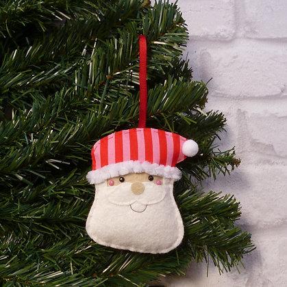 Jolly Santa :: Bright Christmas :: made to order