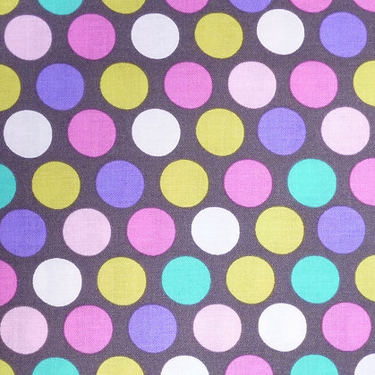 Fabric :: Diddly Dot Orchid