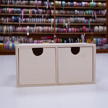 Wooden Storage :: Mini Drawers