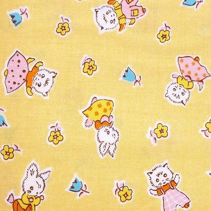Fabric :: Milk, Sugar & Flowers :: Nursery Animals