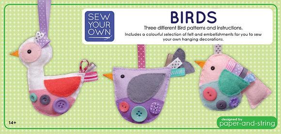 Birds Large Kit
