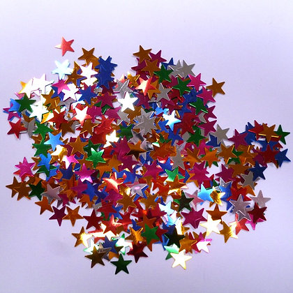 Sparkly Star 'sequin' mix (10g)