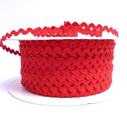 Teeny Tiny Ric Rac :: Red