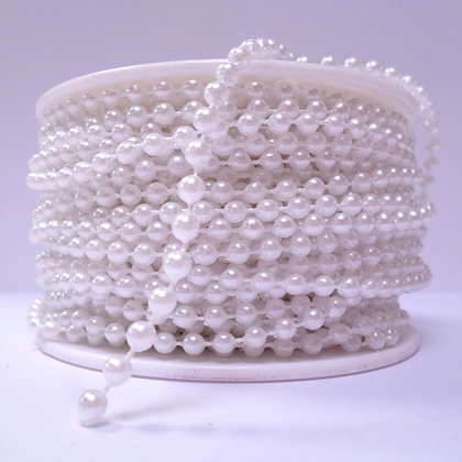 Pearl Trim WHITE