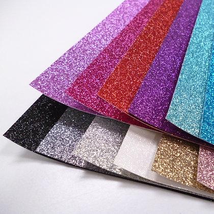 Fine Glitter Sheets :: WHOLE SET